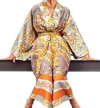 Peignoir kimono granfoulard bassetti - Taille 46/52 L/XL