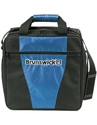 Bowling Funda Brunswick de 1Ball funda Gear II–Negro
