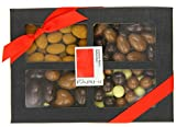 Rita Farhi Selection of Chocolate Covered Nuts  (Almonds,...