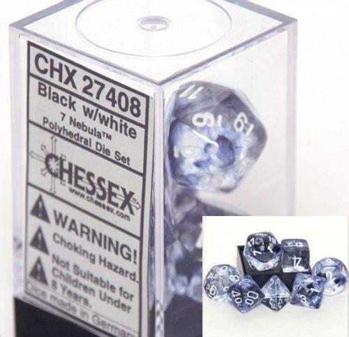 chessex-nebula-black-7-piece-dice-set-by-chessex-toy