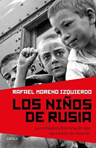 Descargar Libro Los niños de Rusia (Contrastes) de Rafael Moreno Izquierdo