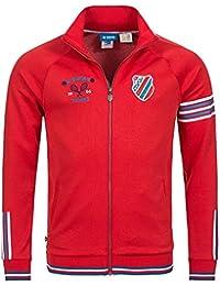 K-Swiss Zip Up Jacket Veste 11613110–600Rouge