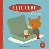 CLIC Clac (+ CD) (French Edition) by Manceau Edouard (2014-05-02)