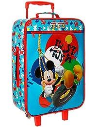 Disney Mickey Twist Valigia per bambini, 50 cm, 25 liters, Multicolore (Multicolor)