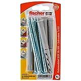 Fischer Rahmendübel SX R, 10 x 100 T K SB-Karte, 52236