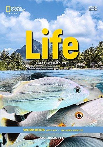 Life. Upper-intermediate. Workbook. With key. Per le Scuole superiori. Con e-book. Con espansione online. Con CD-ROM