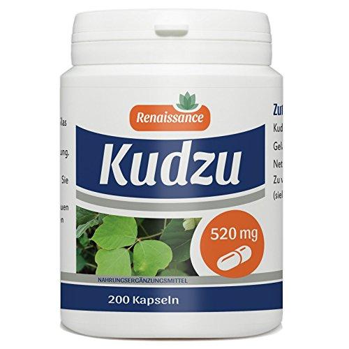 Kudzu - 520 mg - 200 Kapseln