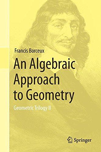 An Algebraic Approach to Geometry: Geometric Trilogy II