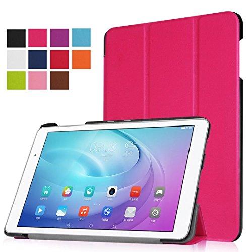 huawei tablet t2 10 pro Xinda-Huawei MediaPad T2 10.0 Pro Cover - Custodia Ultra Sottile e Leggero con Coperture da Supporto per HUAWEI MediaPad T2 10.0 Pro 10