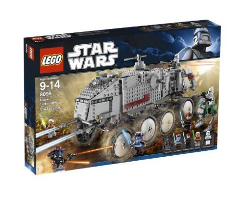 LEGO Star Wars Clone Turbo Tank Baukasten–-Spiele Bau (mehrfarbig, 9Jahr (S), Film, 14Jahr (S)) (Clone Turbo Tank Lego Star Wars)