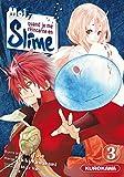 Moi, quand je me réincarne en Slime - Tome 03 (3)