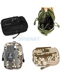 ELECTROPRIME Tactical Molle Pouch Belt Waist Fanny Pack Bag Pocket Purse Military Phone Case