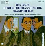 Biedermann Und Die Brandstifter CD - Max Frisch