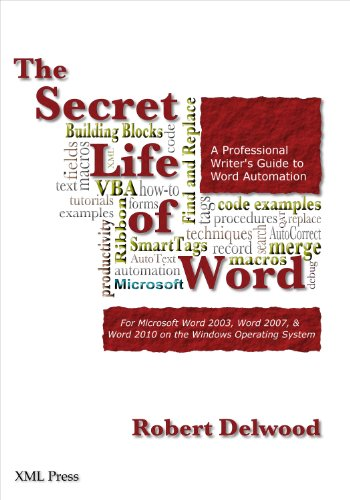 The Secret Life of Word: A Professional Writer's Guide to Microsoft Word Automation (English Edition)