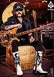 Generic Lemmy Kilmister Motorhead Foto Poster Bad Magic Pik-Ass Film 004 (A5-A4-A3) - A4