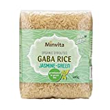 Minvita Orgánica germinado GABA arroz jazmín y té verde 500g