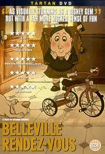 Belleville Rendez-Vous [2003] [DVD]