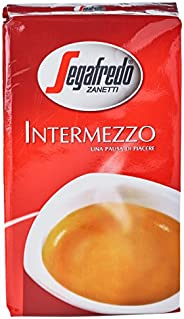 Segafredo Zanetti Intermezzo Ground Coffee 474, 250 gm