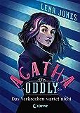 Agatha Oddly 1 - Das Verbrechen wartet nicht: Detektiv-Roman