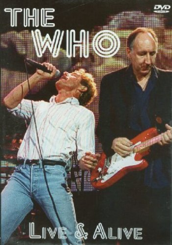 peter west trading & music production e.k. The Who - Live & Alive