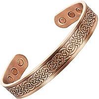 Keltisches Armband Kupfer magnetisch Armbänder für Männer Frauen Heilung Armband für Arthritis Pain Relief Karpaltunnel... preisvergleich bei billige-tabletten.eu