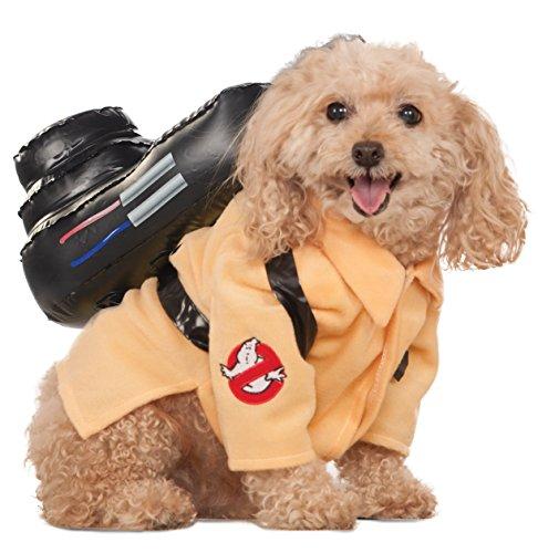 Pet Costume Ghostbusters Lg (Kostüm Hund Ghostbuster)