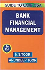 Skylark Publication's Bank Financial Management - Guide for CAIIB Q&A by N. S.Toor & Arundeep Toor