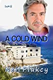 Front cover for the book A Cold Wind by Neil Plakcy