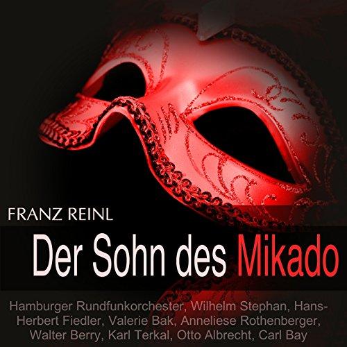 Der Sohn des Mikado, Act II:
