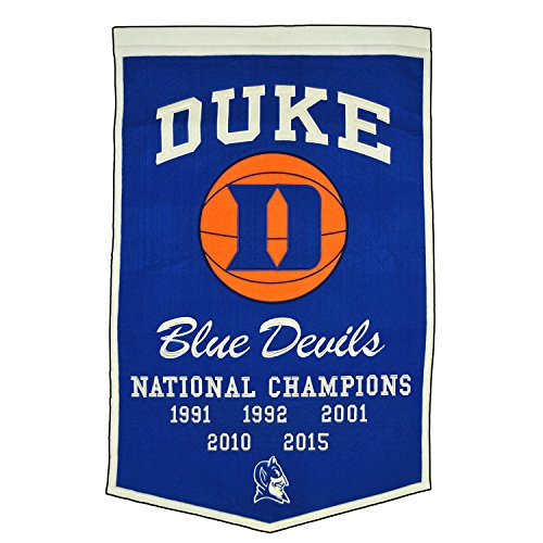 duke-blue-devils-24ft-x36ft-dynasty-wool-banner