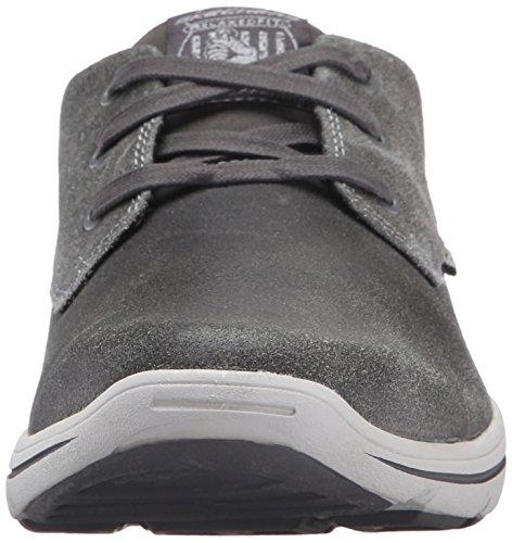 Skechers - Harper- Epstein, Scarpe tecniche Uomo Grigio (GRY)