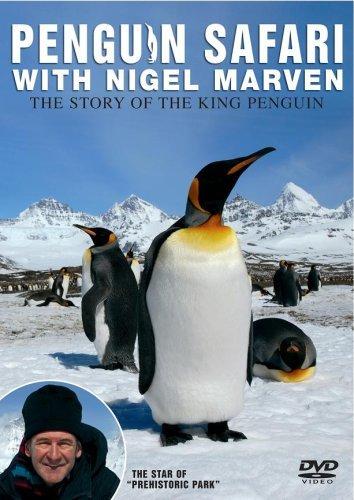 Penguin Safari With Nigel Marven [Edizione: Regno Unito] [Edizione: Regno Unito]