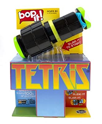 Hasbro Bop It. Jeu Tetris