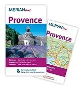 MERIAN live! Reiseführer Provence: Mit Kartenatlas im Buch und Extra-Karte zum Herausnehmen