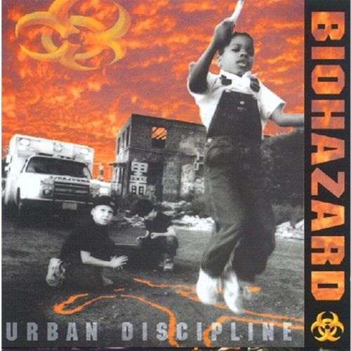 Urban Discipline Re-Issue