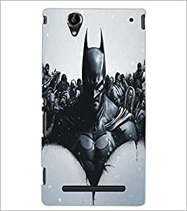 SONY XPERIA T2 ULTRA SUPERHERO Designer Back Cover Case By PRINTSWAG