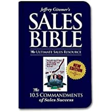 [The Sales Bible New Ed: The Ultimate Sales Resource] [By: Gitomer, Jeffrey] [June, 2008]