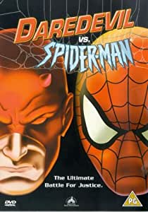 Spider-Man: Daredevil Vs. Spider-Man [DVD]