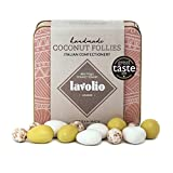 Lavolio Coconut Follies Confectionery - Geschenkedose - 175g