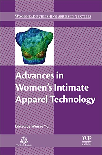 Advances in Women's Intimate Apparel Technology (Woodhead Publishing Series in Textiles) -