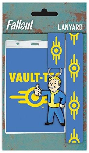 GB Eye LTD, Fallout 4, Vault Tec, Cordinos per fans