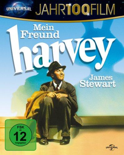 Bild von Mein Freund Harvey - Jahr100Film [Blu-ray]