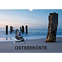 Ostseeküste (Wandkalender 2018 DIN A4 quer): Fotos von der Ostseeküste. (Monatskalender, 14 Seiten ) (CALVENDO Natur) [Kalender] [Apr 01, 2017] Ködder, Rico