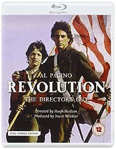 Revolution: The Director's Cut (DVD & Blu-ray) [1985]