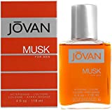 Jovan Musk Aftershave Lotion 118ml