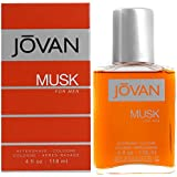 Jovan Musk 118ml After Shave