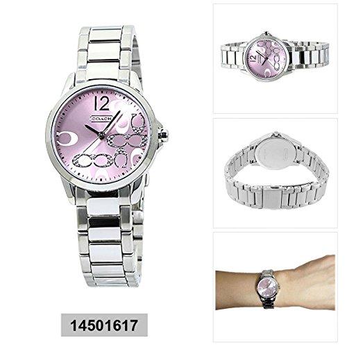 Coach Ladies Analog Dress Quartz Watch NWT 14501617