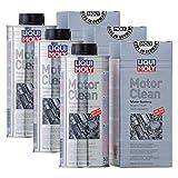 3x LIQUI MOLY 1019 Motor Clean Motorreinigung Additiv 500ml