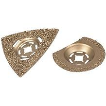 Wolfcraft 3993000 - Set de accesorios para piedra y baldosas  para sierras vibratorias