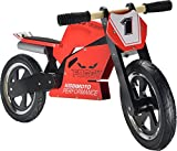 kiddimoto 311 HEROES Carl Fogarty Foggy, cooles Laufrad im Superbike Design